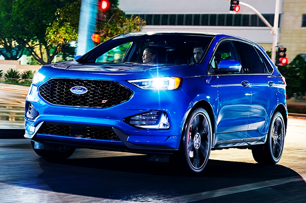 New 2020 Ford Edge Financing Options