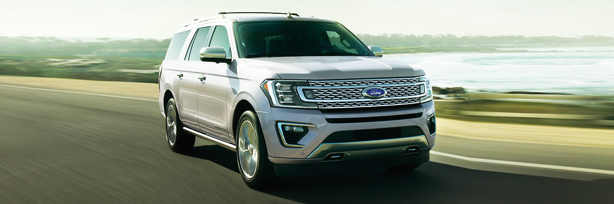 Finance a New 2020 Ford Expedition SUV