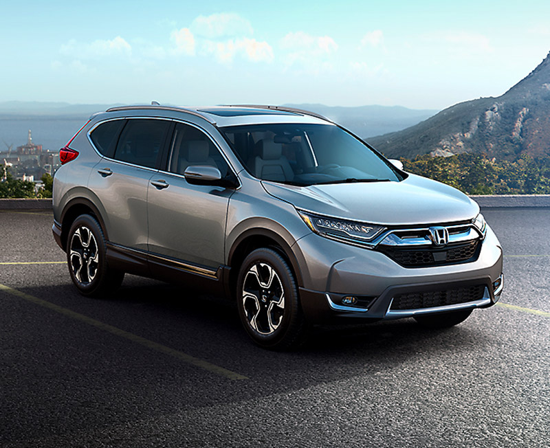 Certified Pre-Owned Honda SUV near Me