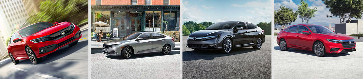 Buy a New Honda Sedan near Waltham, MA