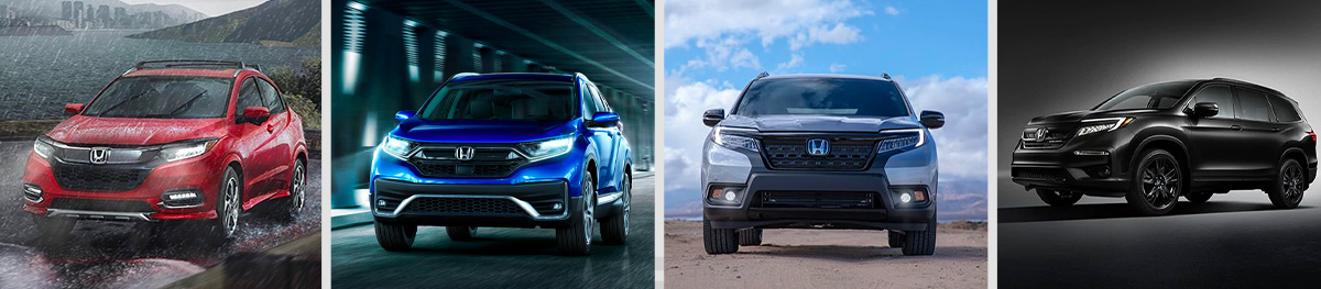 Buy or Lease a New 2020 Honda SUV near Cambridge, MA