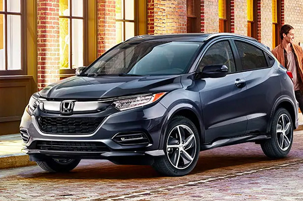 New 2020 Honda HR-V Interior Tech & Other Info