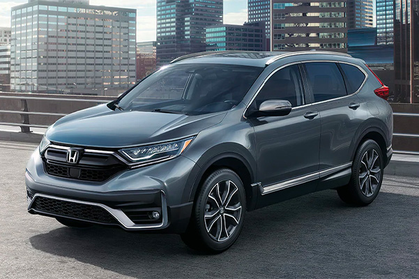 2020 Honda CR-V Specs & Features