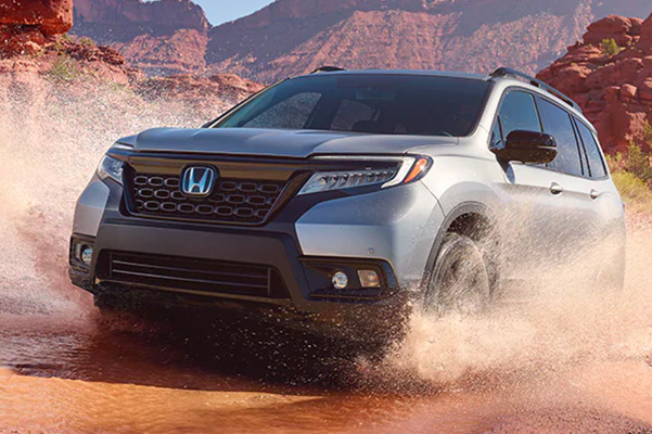 New 2020 Honda Passport Specs & Features