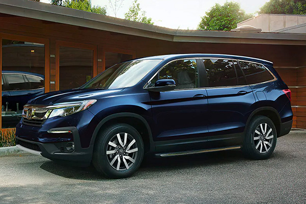 New 2020 Honda Pilot for Sale near Providence, RI