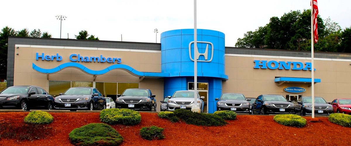 Herb Chambers Honda of Burlington header