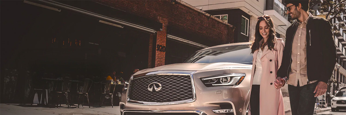 Get Directions to Our Massachusetts INFINITI Dealership