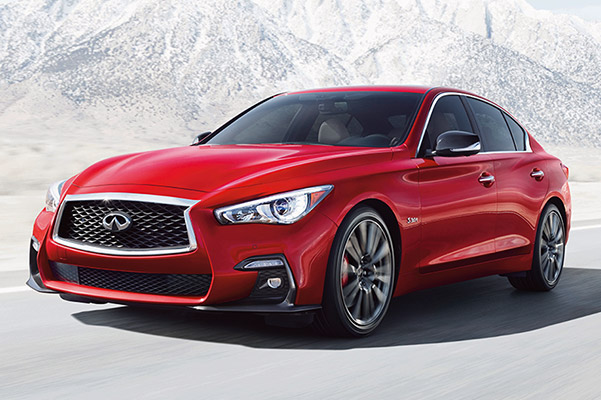 Buy or Lease a New 2020 INFINITI Q50 near Me