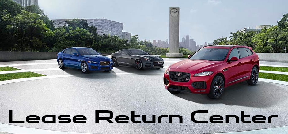 Jaguar vehicle line up