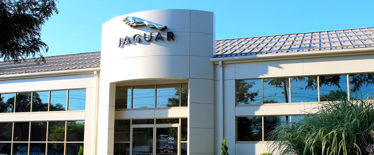 Jaguar Dealership near Newton, MA