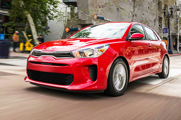 Buy a 2020 Kia Rio in Burlington, MA