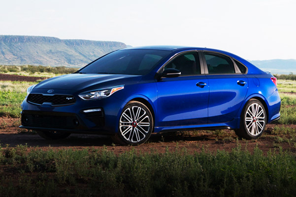 New 2020 Kia Forte for Sale near Me