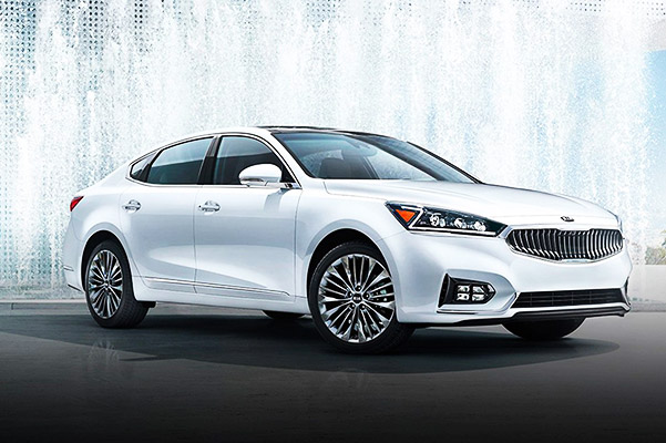Finance a New 2020 Kia Cadenza in Burlington, MA