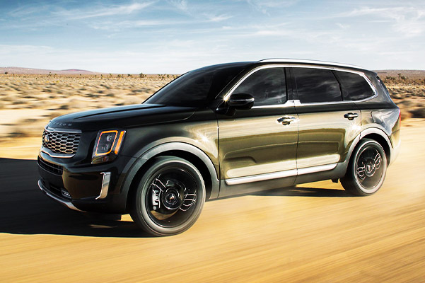 Lease the All-New 2020 Kia Telluride SUV near Waltham, MA