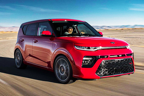 2020 Kia Soul for Sale near Me