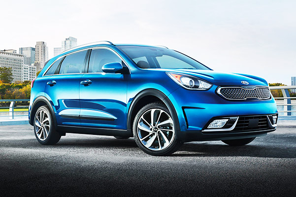 2020 Kia Niro Lease Offers