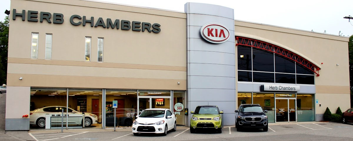 Why Buy From Herb Chambers Kia Of Burlington Ma Kia Dealer