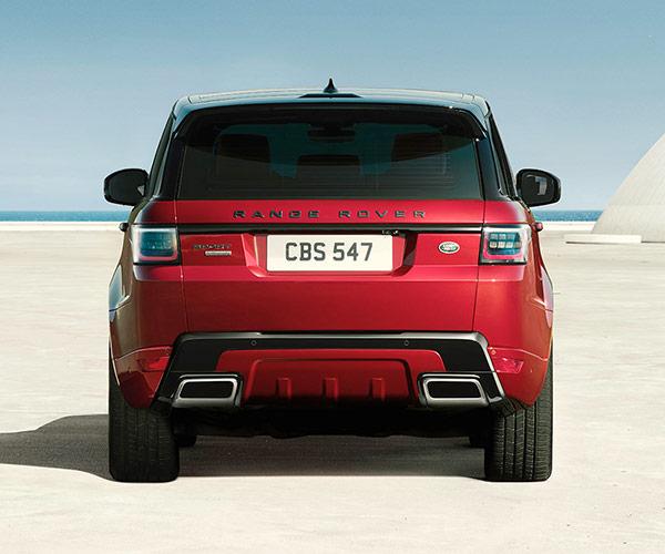 Compare The 2019 Range Rover Sport