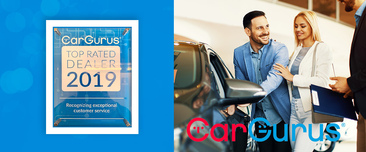 Land Rover of Sudbury Is Honored To Be Named A CarGurus 2019 Top Rated Dealer
