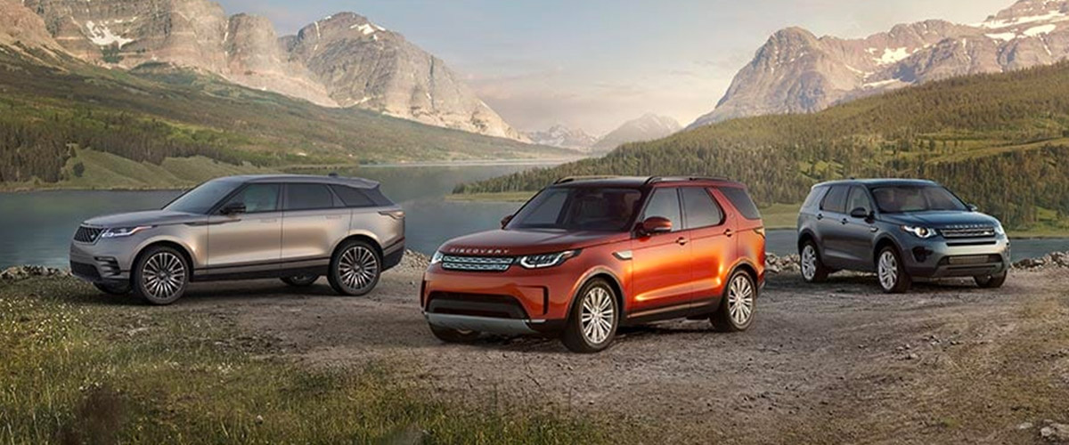 Land Rover Loyalty Program