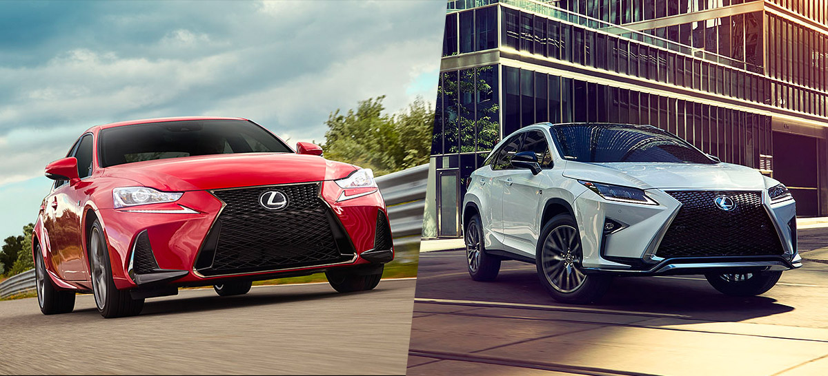 Lexus vs. Acura: Luxury Car Comparison