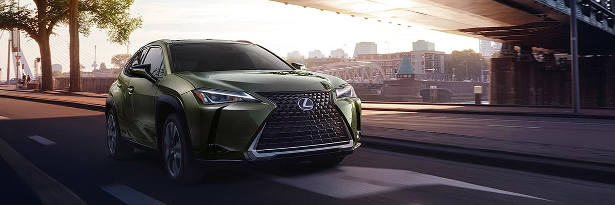 Lease a New 2019 Lexus UX near Me