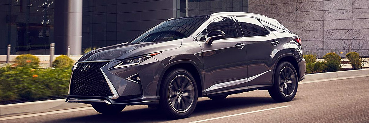 New 2019 Lexus RX Lease Offers