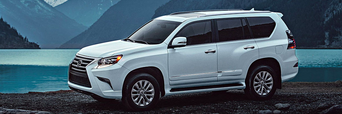 New 2019 Lexus GX 460 Financing at Herb Chambers Lexus of Hingham