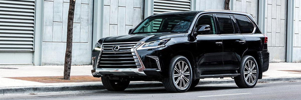 New 2019 Lexus LX Financing Options