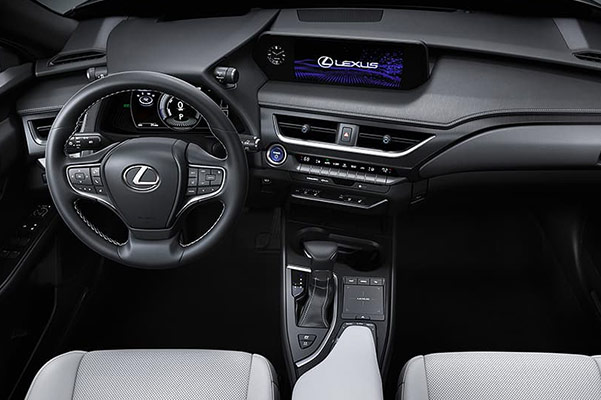 New 2019 Lexus UX Interior & Technology
