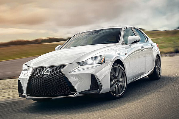 Lease a New 2020 Lexus IS near Me