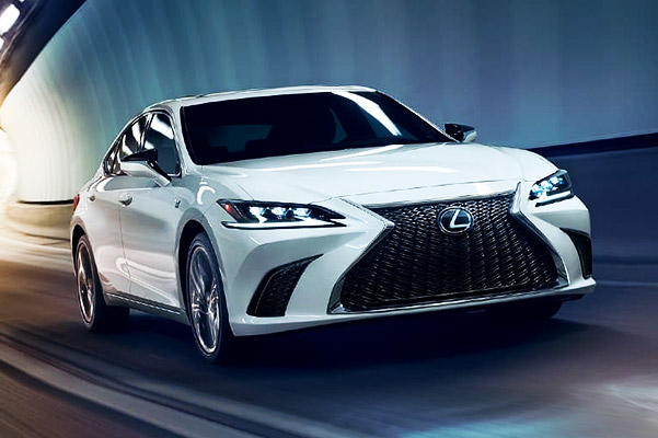 2020 Lexus ES Finance Options