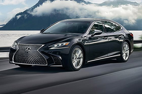 Buy or Lease a New 2020 Lexus LS