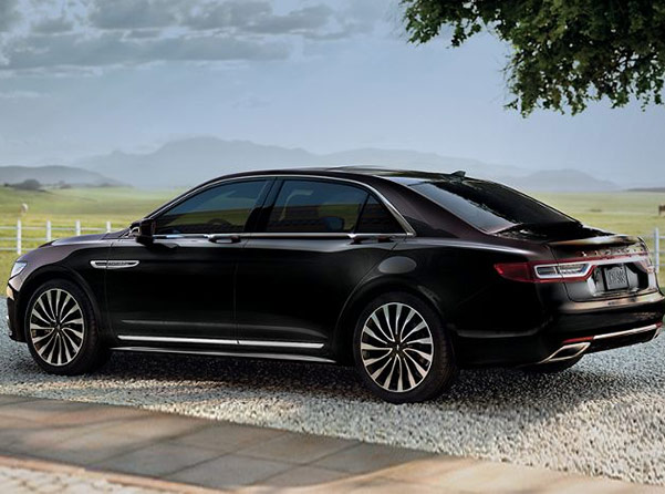Lincoln Black Label Continental Sedan Finance Options