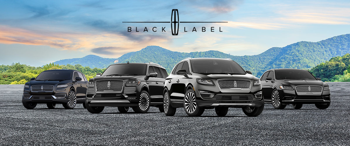 Lincoln Black Label Dealer in Norwood, MA header