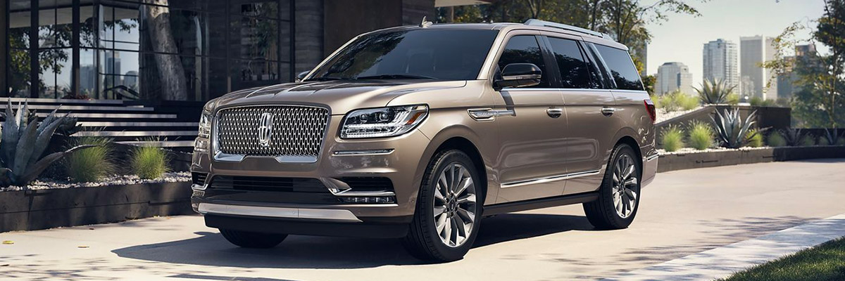 New 2019 Lincoln Navigator Financing Options