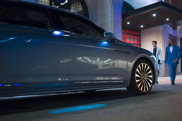 2020 Lincoln Continental Coach Door Edition