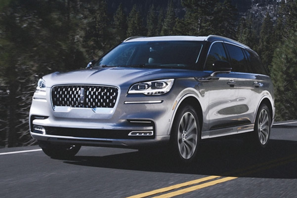 New 2020 Lincoln Aviator Specs & Other Features