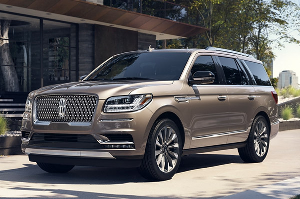 New 2020 Lincoln Navigator for Sale near Newton, MA