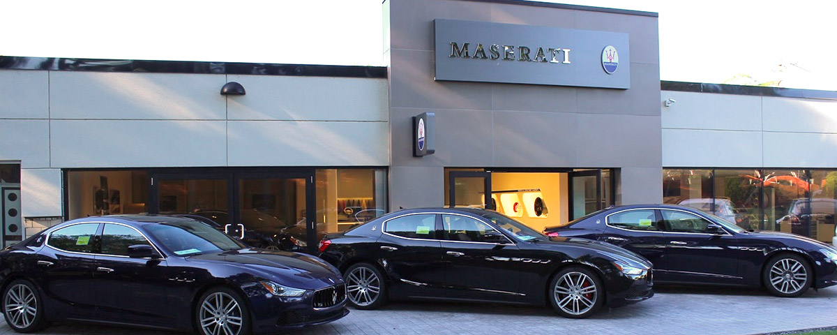 Herb Chambers Maserati of Boston