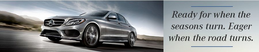 The New 2018 Mercedes-Benz C 300