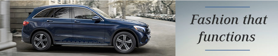 The New 2018 Mercedes-Benz GLC