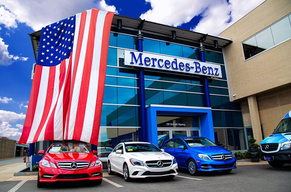 Mercedes-Benz Boston dealer