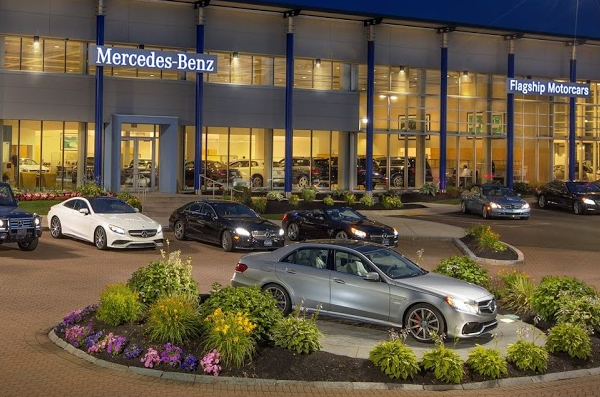 Flagship Motorcars of Lynnfield dealer