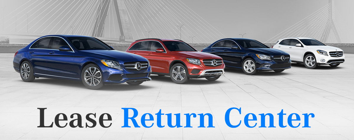 Mercedes Benz Lease >> Mercedes Benz Lease Return Center In Natick Ma Leasing Options