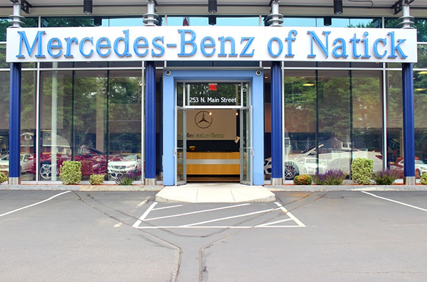 Mercedes-Benz natick dealer