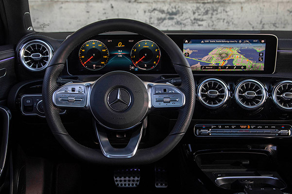 2019 Mercedes-Benz A 220 Interior & Technology
