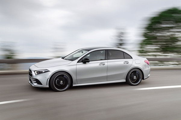 2019 Mercedes-Benz A-Class Performance Features