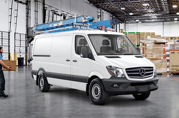 Mercedes-Benz Sprinter Metris Van