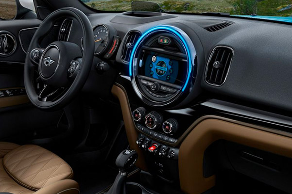2019 MINI Cooper Countryman Interior